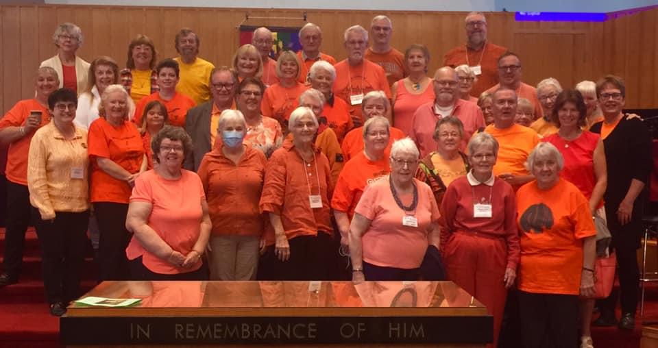 Orange Shirt Day 2019